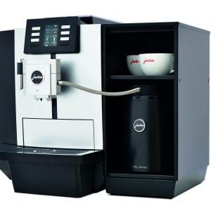 New Jura JX8 Platinum Bean to Cup Coffee Machine 7