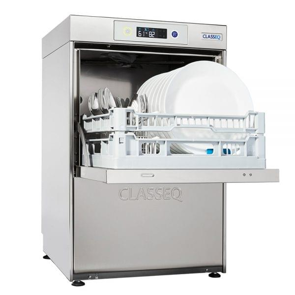 Classeq Commercial Dishwasher D400DUO/WS 1