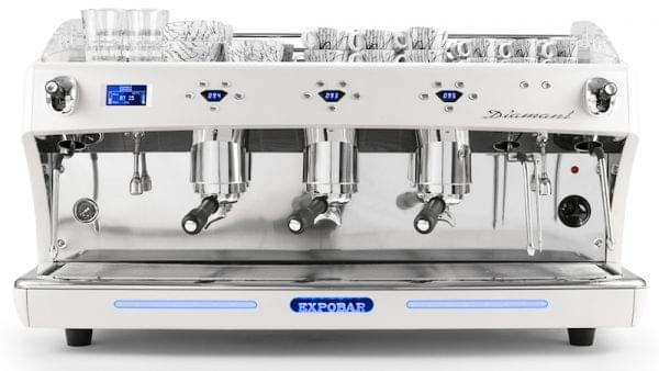 Expobar Diamant 2 Group Espresso Coffee Machine 4