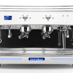 Expobar Diamant 2 Group Espresso Coffee Machine 1