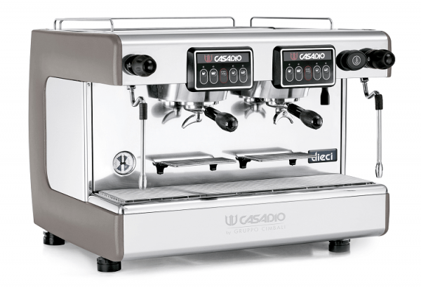 LaCimbali Casadio Dieci 2 Group Traditional Coffee Machine 3