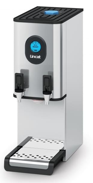 Lincat FilterFlow Automatic-Fill Water Boiler Twin tap EB6TFX 1