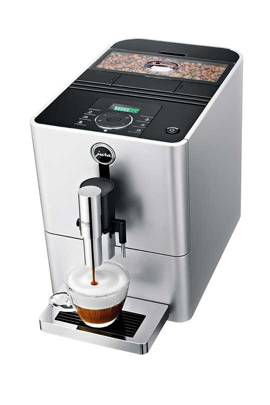 Jura ENA Micro 90 Bean to Cup Coffee Machine 3