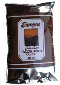FNC Colombian Freeze Dried Coffee 300g Bag 1