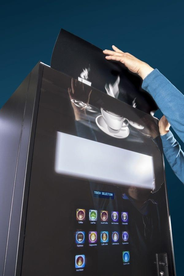 Neo Instant Hot Beverage Vending Machine 2