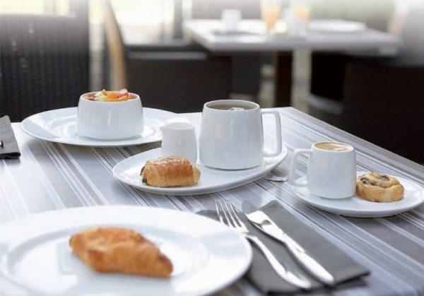 Fjord Collection Coffee Cups & Saucers 3