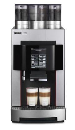 Franke Pura Bean to Cup Coffee Machine 2