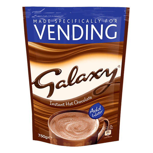 Galaxy Instant Hot Chocolate 750G 1