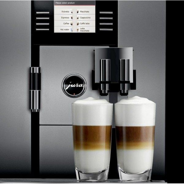 Refurbished Jura GIGA X7 One Touch Bean to Cup Coffee Machine 2