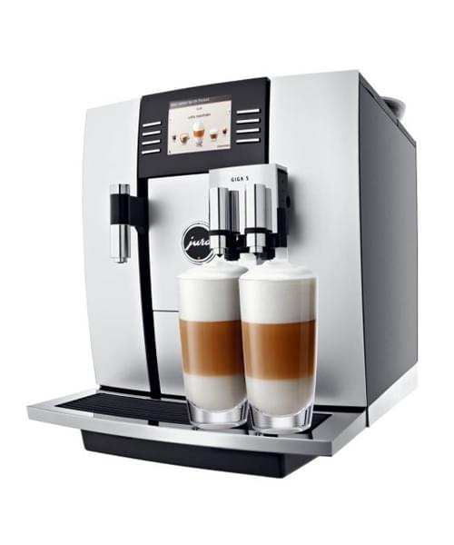 Jura GIGA X5 One Touch Bean to Cup Coffee Machine 7