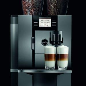 Refurbished Jura GIGA X7 One Touch Bean to Cup Coffee Machine 1