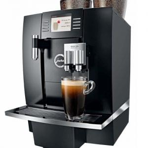 Jura GIGA X8 Professional Bean to Cup Coffee Machine 1