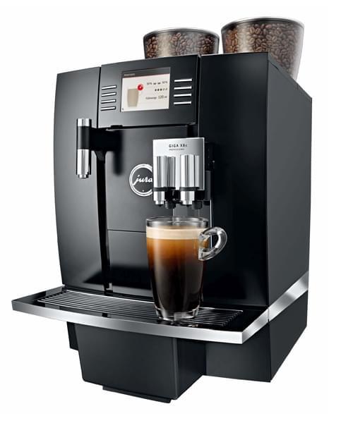 Jura GIGA X8 Professional Bean to Cup Coffee Machine 1