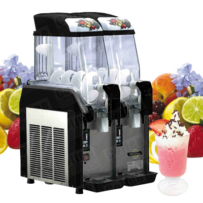 Elmeco FC2 24xLitres Slush, Frozen Cocktail & Smoothie Machine 3