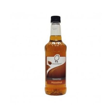 Sweetbird Hazelnut Syrup 1 Litre 1