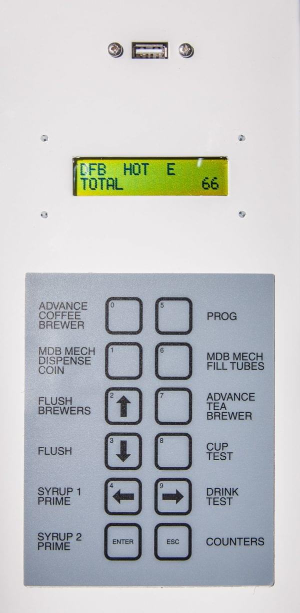 Neo SFBT Hot Beverage Vending Machine 1