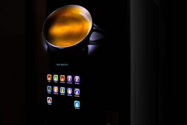 Neo SFBT Hot Beverage Vending Machine 10
