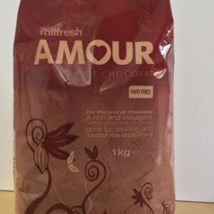 Amour de Chocolat Luxury Hot Chocolate 1KG 1