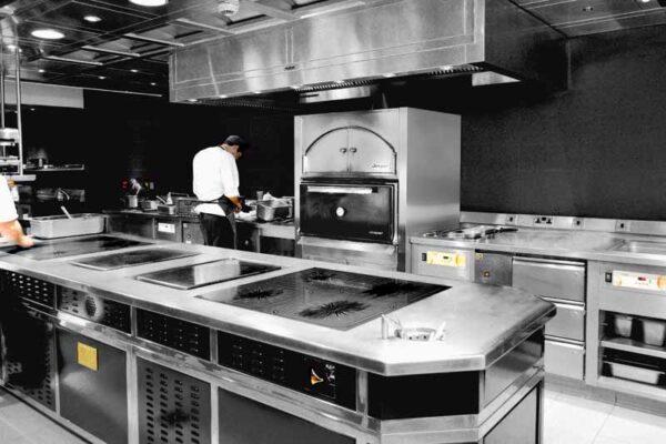 Josper L ACXP Series Charcoal Ovens 2