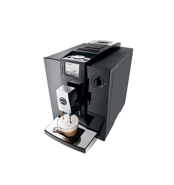 Jura F9 Bean to Cup Coffee Machine 1