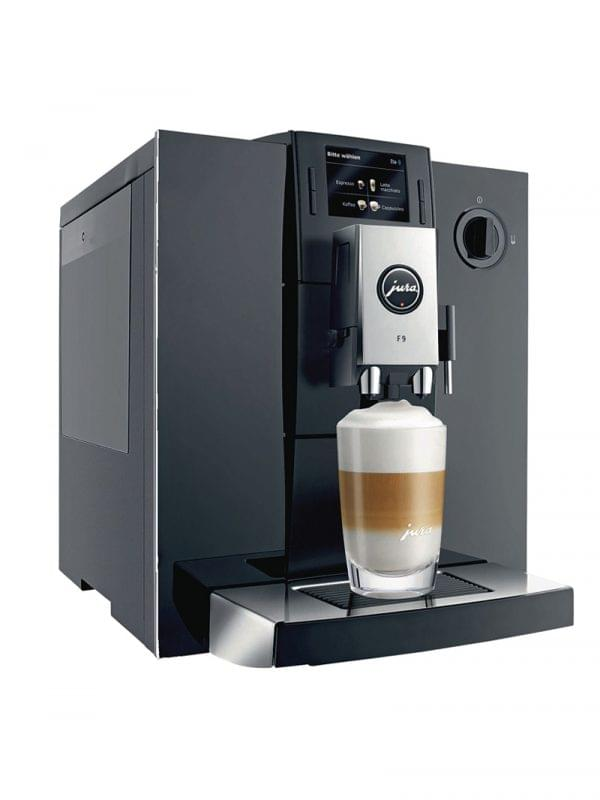 Jura F9 Bean to Cup Coffee Machine 2