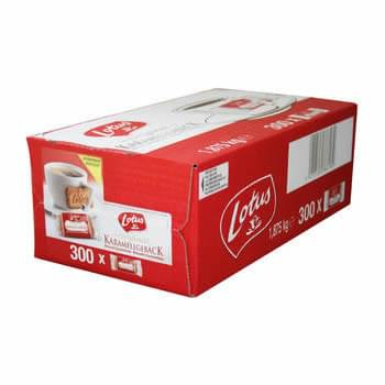 Lotus Caramelised Biscuits (Box of 300) 4