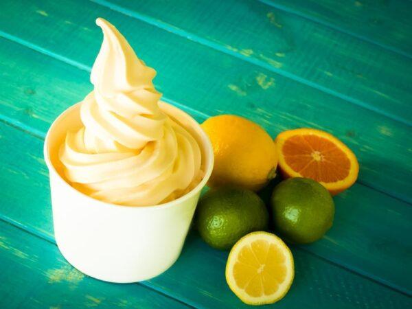 Lemon Soft Serve Ciao Ice Cream Powder 1.25 kg 6