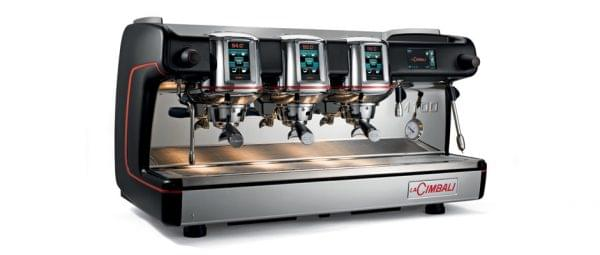 LaCimbali M100 3 Group Traditional Espresso Coffee Machine 3