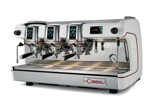 LaCimbali M100 3 Group Traditional Espresso Coffee Machine 1