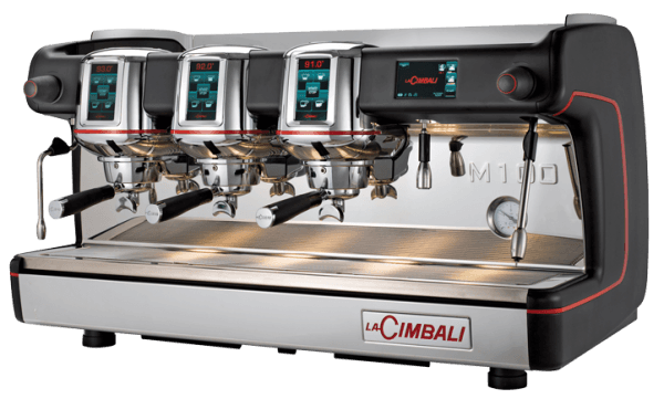 LaCimbali M100 3 Group Traditional Espresso Coffee Machine 4