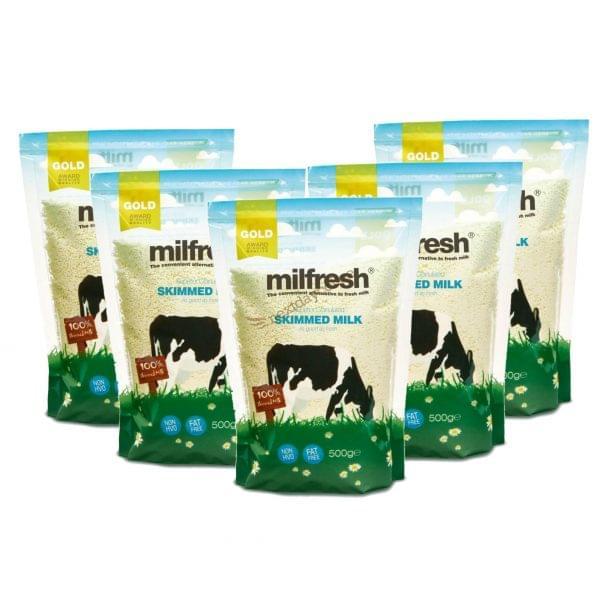Milfresh Gold Skimmed Milk Granules 500g Bag 2