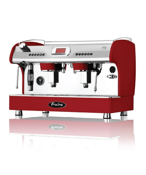 Fracino PID 2 Group Commercial Espresso Machine 4