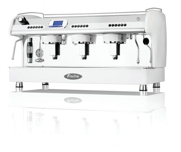 Fracino PID 3 Group Commercial Espresso Machine 1