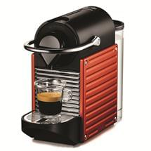 Krups Nespresso Pixie in Red