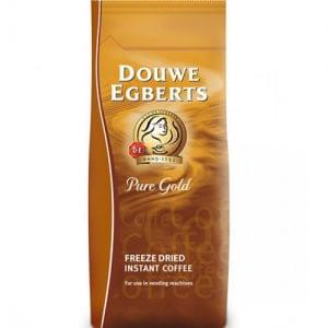 Douwe Egberts Pure Gold Freeze Dried Coffee 300g Bag 1