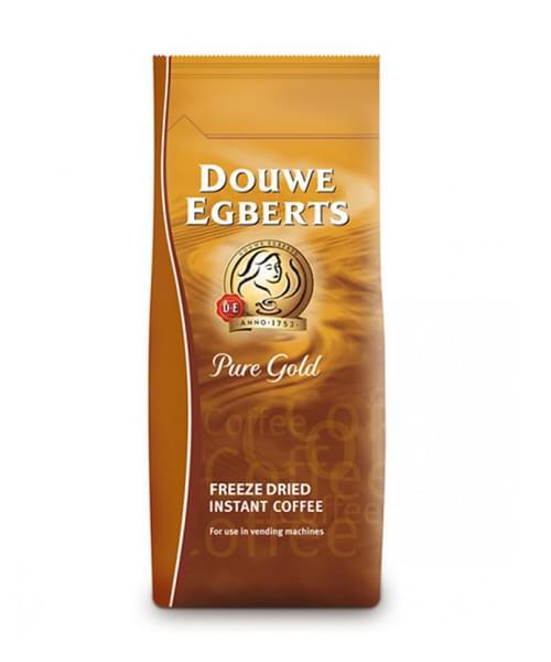 Douwe Egberts Pure Gold Freeze Dried Coffee 300g Bag 1