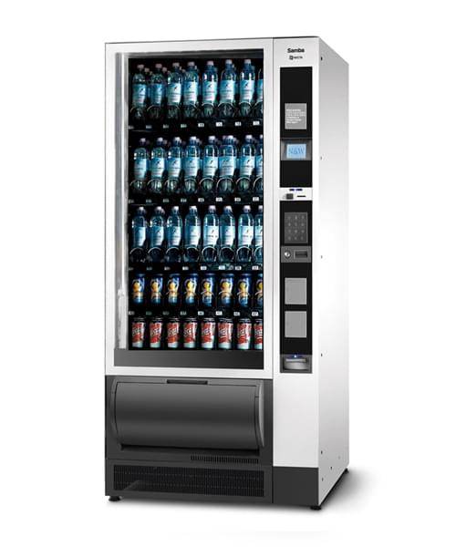 Samba Can and Bottle Vending Machine