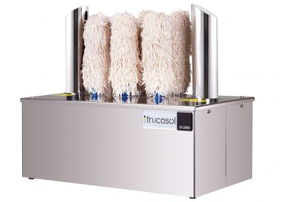 Frucosol SV2000 Glass Polisher & Dryer