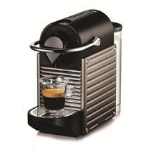 Krups Nespresso Pixie in Titanium