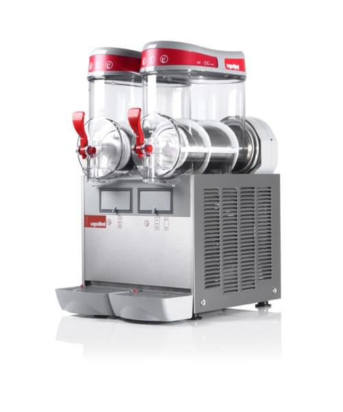 Ugolini  2 x 10 Litre Double MT Commercial Slush Machine