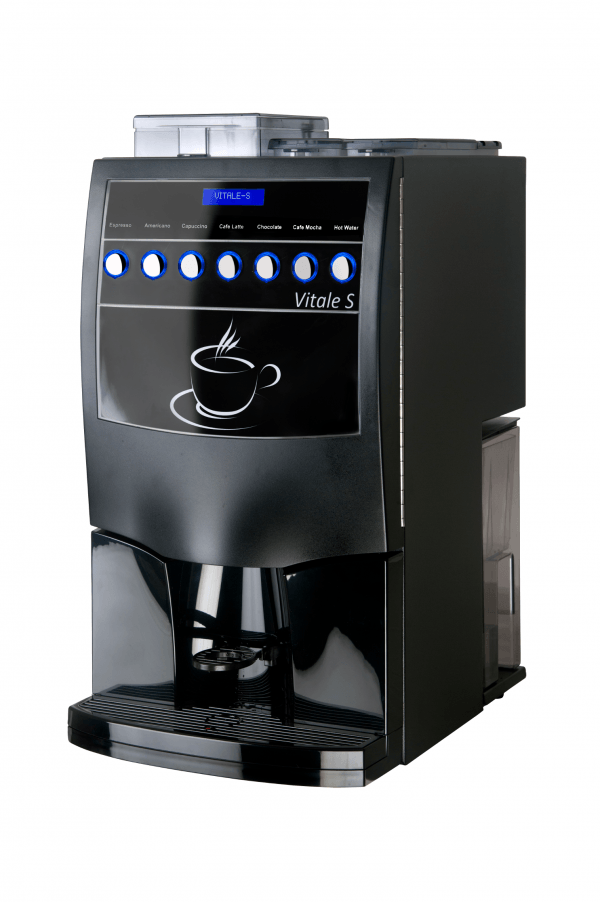 Vitale S Espresso 2+ Coffee Machine 6