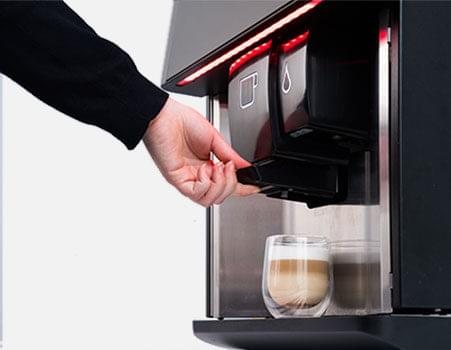 Vitro M3 Espresso Fresh Milk Coffee Machine 4