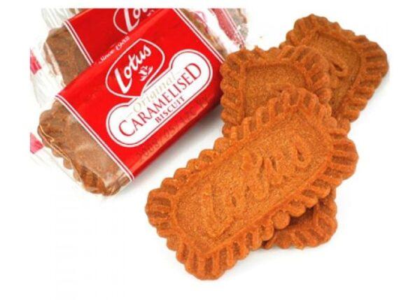 Lotus Caramelised Biscuits (Box of 300) 3