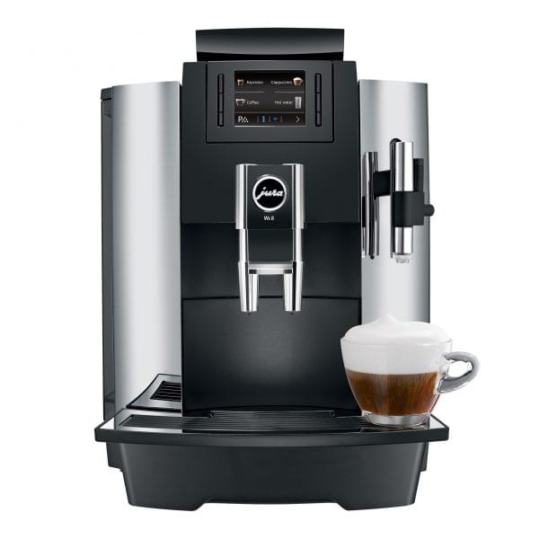 Jura WE8 Commercial Bean to Cup Coffee Machine 11
