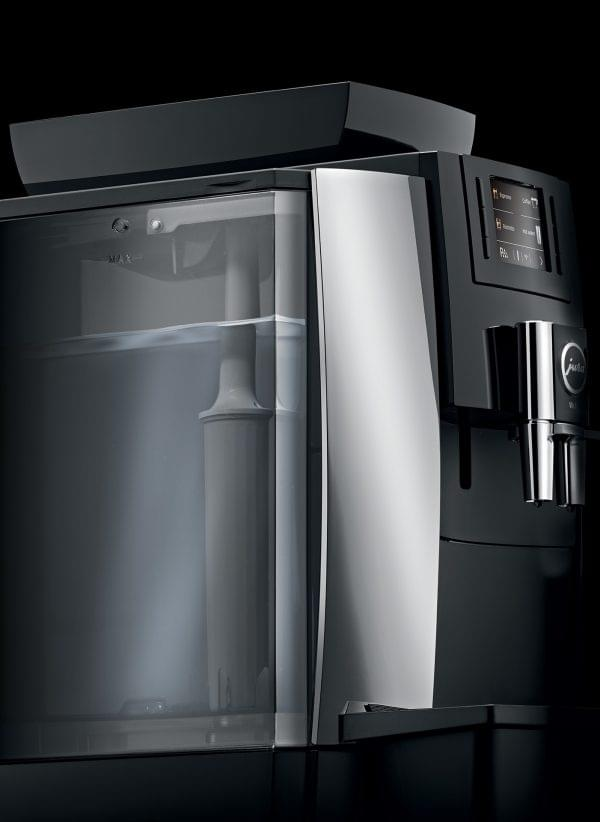 Jura WE8 Commercial Bean to Cup Coffee Machine 17