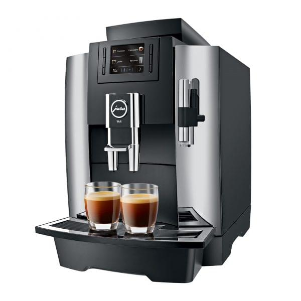 Jura WE8 Commercial Bean to Cup Coffee Machine 18