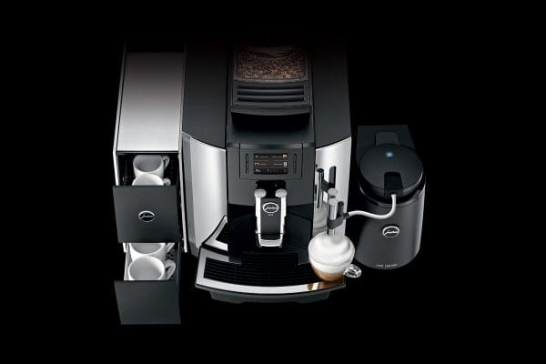 Jura WE8 Commercial Bean to Cup Coffee Machine 14