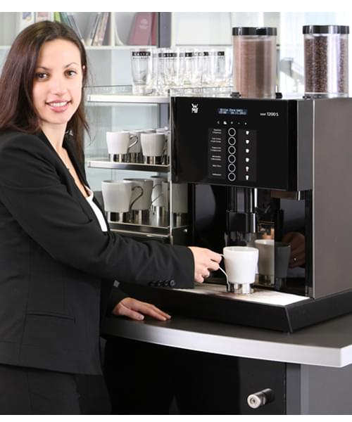 WMF 1200S Bean to Cup Coffee Machine 4