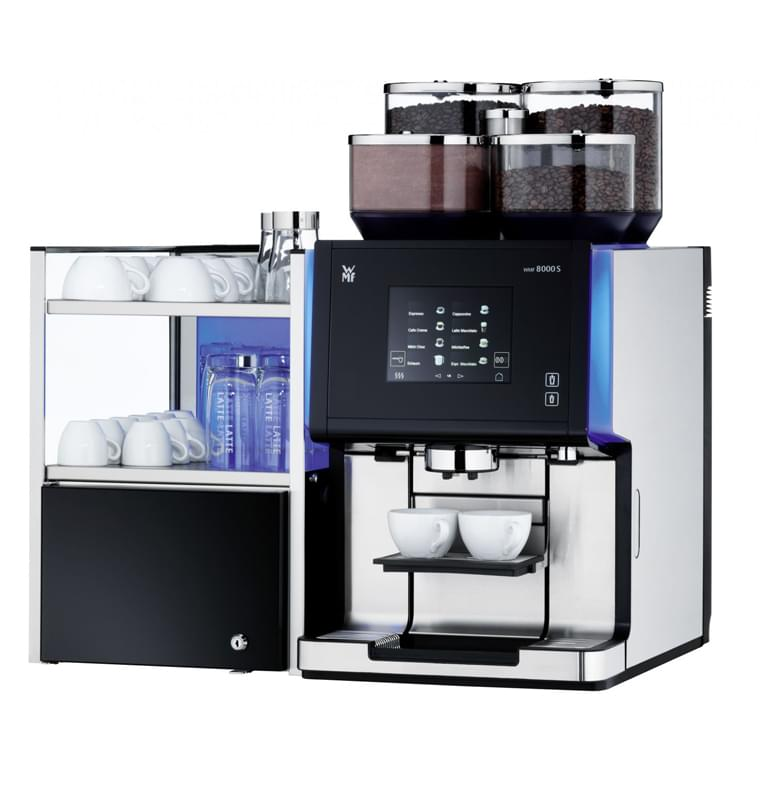 Wmf 8000s Commercial Bean To Cup Coffee Machine Logic Vending