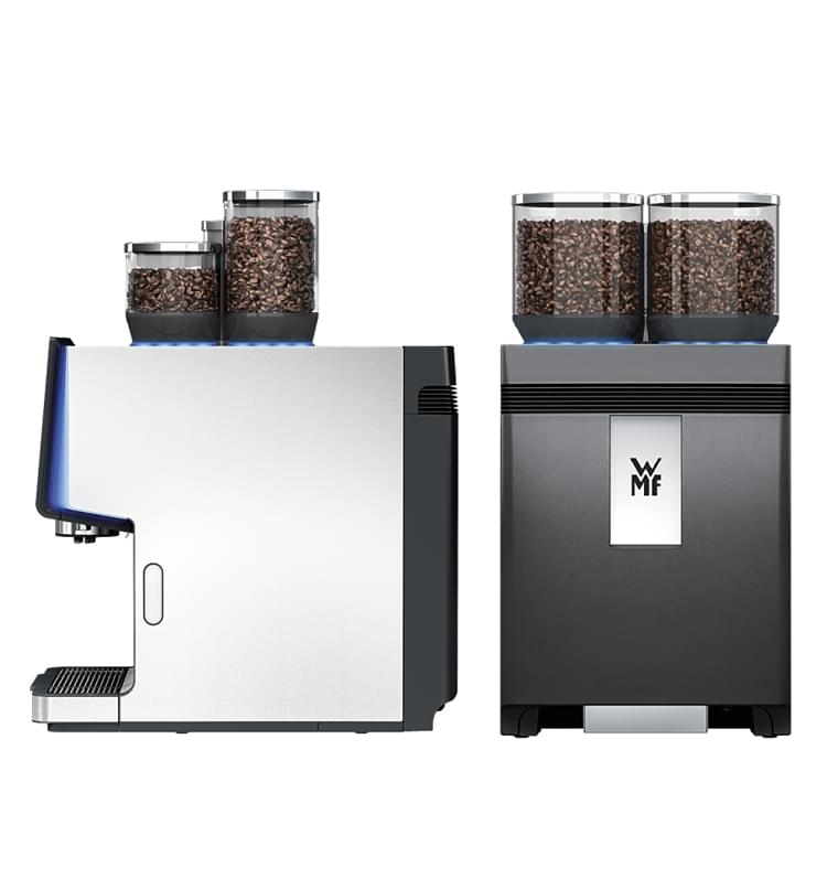 wmf 8000s commercial bean to cup coffee machine logic. Black Bedroom Furniture Sets. Home Design Ideas